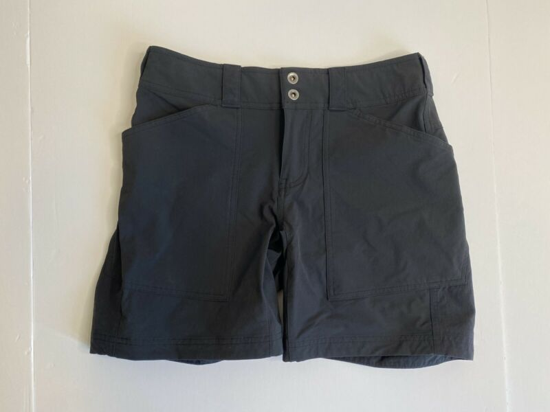 REI hiking shorts black women