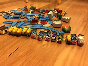 Miniature Thomas the Tank Engine Wind Up Railway Set Surry Hills Inner Sydney Preview