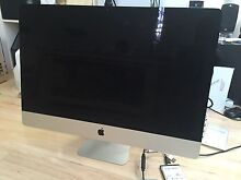 """iMac 27"""" FULLY SPECCED i7 GTX780M Ascot Vale Moonee Valley Preview"""