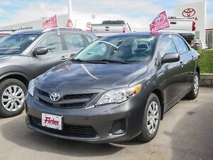 2012 Toyota Corolla 1 OWNER JUST IN!
