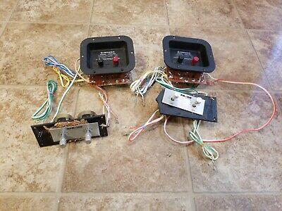 Pair PIONEER HPM-100 Speakers Crossovers  ~ 100W