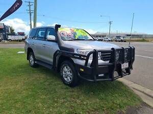2011 Toyota Landcruiser 200 Series GXL V8 Auto 4x4 - WOW! Garbutt Townsville City Preview
