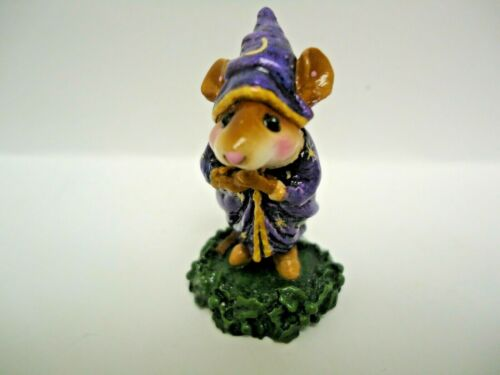 Wee Forest Folk  Wizard Of SLO Mouse Expo 2011