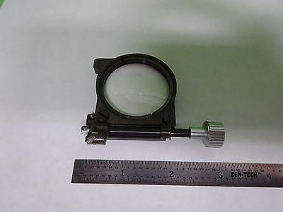 Microscope Part Leitz Illuminator Lens Ortholux Ii Optics As Is Bin11-e-03