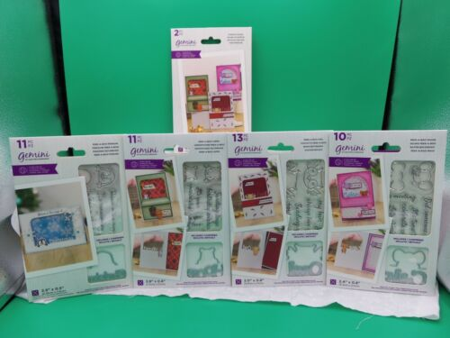 Peek A Boo Stamp & Die or Window Arches Die by Crafters Companion