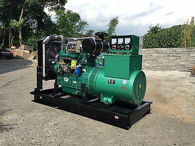 New 50000w 50kw 1 Or 3 Phases 50hz60hz Diesel Powered Generator Shipped By Sea