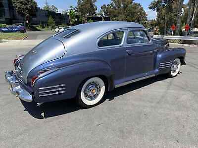 1941 Cadillac Series 62 series 62 1941 Cadillac 62 coupe resto mod