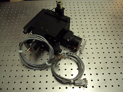 Nrc Parker Xy Dual 2 Axis Linear Positioner Actuator Travel Vexta 6 Vdc 2ph