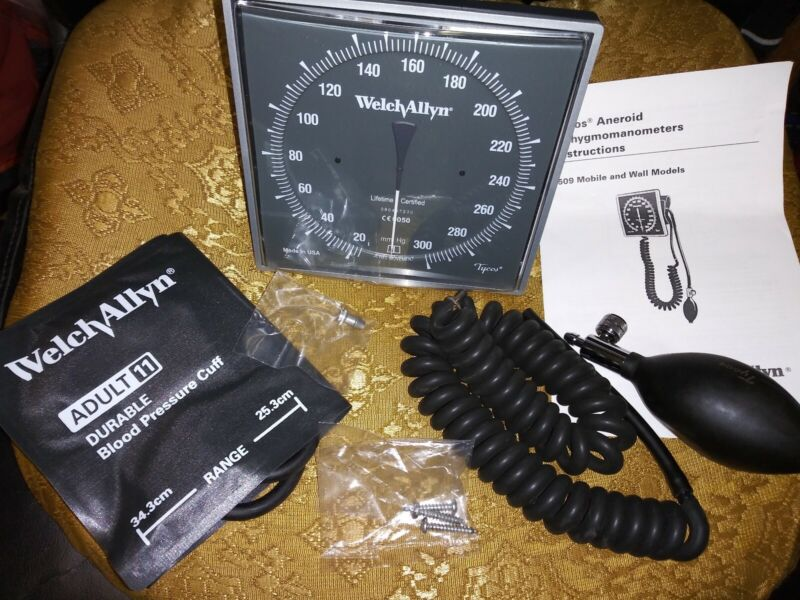 Welch Allen Manual Blood Pressure Kits