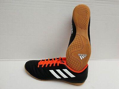 NEU adidas Hallenschuhe 46 47 Fußballschuhe Indoor Halle Fussball BB0674 Helle S ()