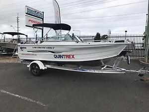 NEW Quintrex 530 Cruiseabout Bowrider Noosaville Noosa Area Preview