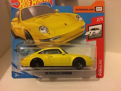 Hot Wheels 2020 – 96 Porsche Carrera – HW Porsche