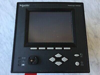Schneider Ion7650 Powerlogic Ion 7650 P7650a0c0b6e0a0a