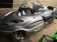 """2004 Arctic Cat T 660 Turbo 121"""" Guelph Ontario Preview"""