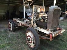 1926 FRENCH LATIL FOUR  WHEEL STEER 4WD LOG TRUCK Doolandella Brisbane South West Preview