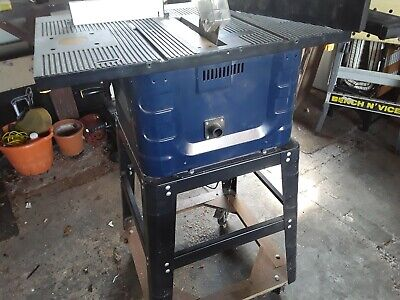 Used table saw 240v