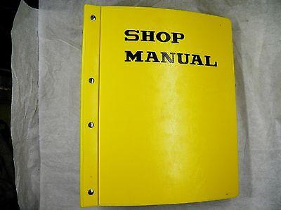 Komatsu Pc60-7 Excavator Shop Manual 52374-up