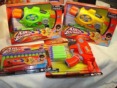 Pistole Schaumstoffpfeile 20 cm mit Zubehör Spielzeugpistole Waffe Munition OVP