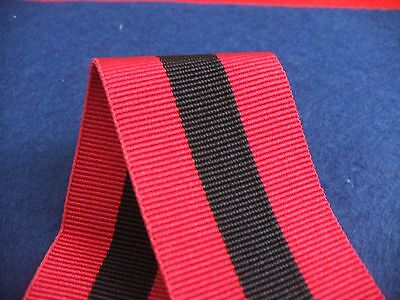 Great Britain Distinguished Conduct Medal 1854 Ribbon Full Size 16cm long