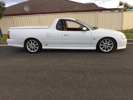 Holden VY SS Ute Wollongong 2500 Wollongong Area Preview