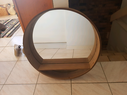 Wall Mirror with Shelve