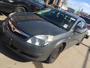 2008 Saturn Aura XE  LESS THAN 75K ON IT CERTIFIED