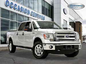 2014 Ford F-150 XLT SuperCrew XTR V8 5.0L