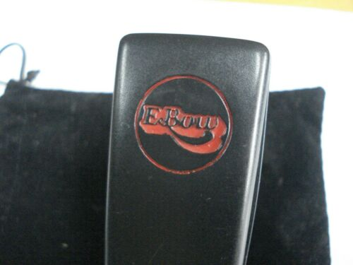E Bow vintage guitar sustainer