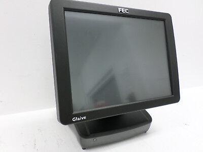 Fec Firich Glaive Pos System Rt665b - 1gb Ram 40gb Hdd Intel Cel-m 1ghz