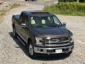 2015 F-150 Lariat 502A Loaded