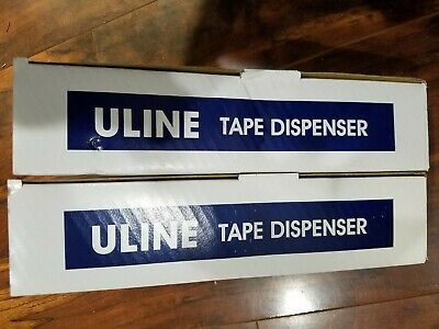 Uline H-150 2 Tape Dispenser Packing Shipping Tape Gun Free Shipping