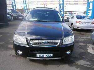 2005 Ford Territory Wagon 7 Steater Auto Maidstone Maribyrnong Area Preview