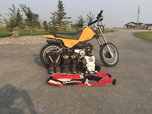 Baja dirt runner 50cc dirt bike