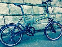 Dahon Jetstream Air Shock Dual Suspension Folding Bike Seaforth Manly Area Preview