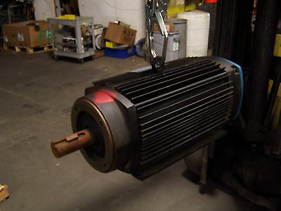 Gould Permanent Magnet Servo Motor Model M344-k70a-8004-ac