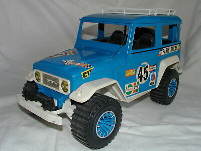 Joustra 1/10 RC Toyota Land Cruiser BJ40 Body shell Axial MST 4x4 Scale Crawler