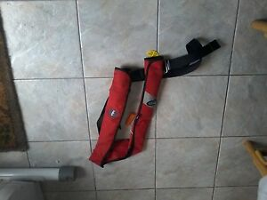 Mustang Self Inflating Life Vest