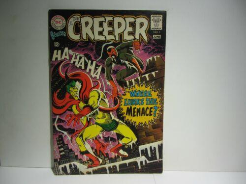 Beware the Creeper #1 . 1968 DC comics Steve Ditko. FN / VF