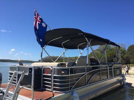Pontoon Boat Bennington 2574 GL