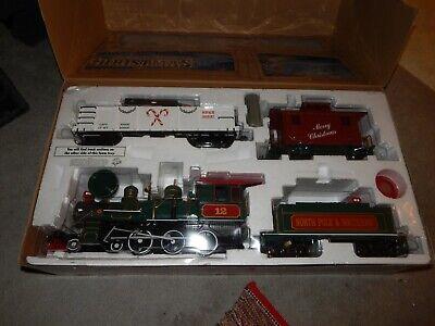 Bachmann Big Haulers The Night Before Christmas Train Set Large, Unused