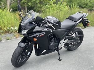 2014 CBR500R ABS Low Kms, Perfect Starter Bike