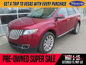 2014 Lincoln MKX PRE-OWNED SUPER SALE ON NOW!