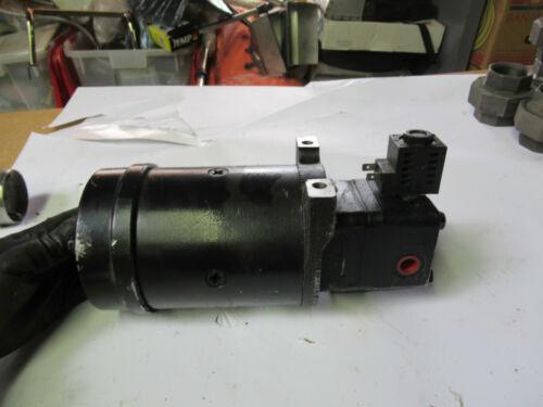 NEW Delta MTE Hydraulic Pump and Motor 39200443 12V
