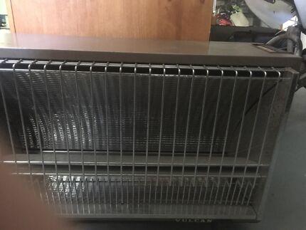 Vulcan electric heater