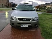 2007 Ford Territory TX RWD Automatic Wagon Lyndhurst Greater Dandenong Preview