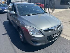 2009 Hyundai i30 SX Automatic Hatchback Fawkner Moreland Area Preview
