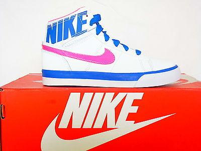 Nike Kinder Schuhe, Nike Match Supreme Hi GS/PS High Top Sneaker /Turnschuhe.