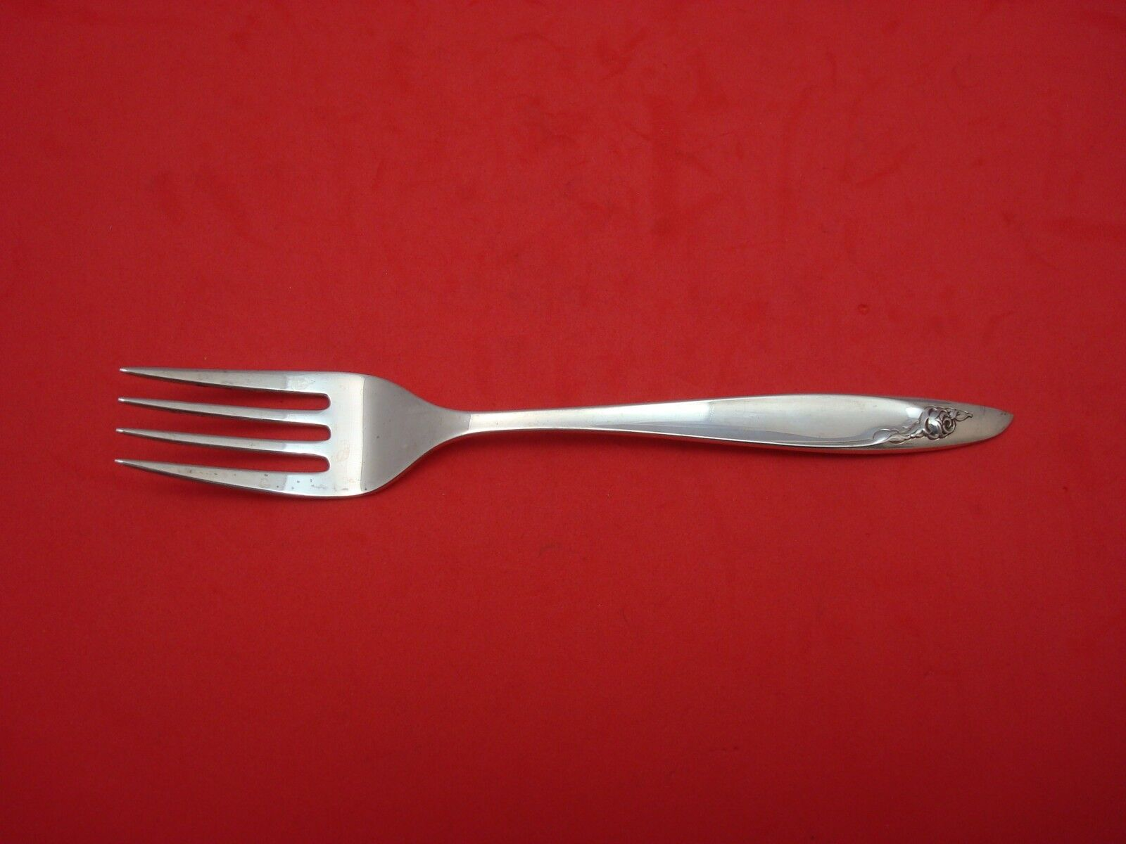 Chateau Rose 6 1//2 in Salad Fork Alvin Sterling Silver Flatware