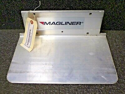 Magliner Nose Plate C Extruded Aluminum Load Capacity 500 Lb. 300244