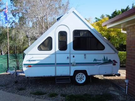 Avan Aliner Campervan Mackenzie Brisbane South East Preview